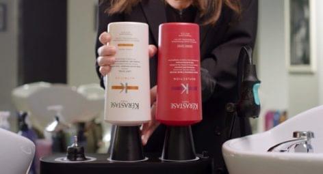 Víztakarékos innováció fodrászatoknak a L'Oréaltól – VIDEÓ