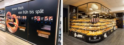 Aldi Süd to roll out upgraded bakery counters