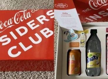 (HU) Előfizetéses értékesítést indít Coca-Cola