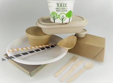 A járvány alatt is nőtt a környezetbarát csomagolóeszközök iránti kereslet