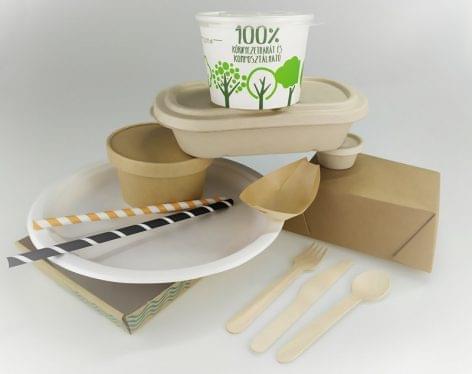(HU) A járvány alatt is nőtt a környezetbarát csomagolóeszközök iránti kereslet