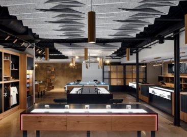 Store designs help create buzz for cannabis retailers