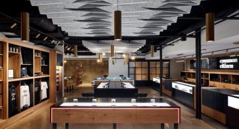 A kannabisz boltok a dizájnnal is hódítanak
