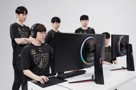 LG expands on the global e-sports market: Gen.G and LG UltraGear monitor brand enter into a partnership