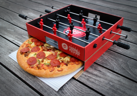 Pizza Hut ludens – A nap képe