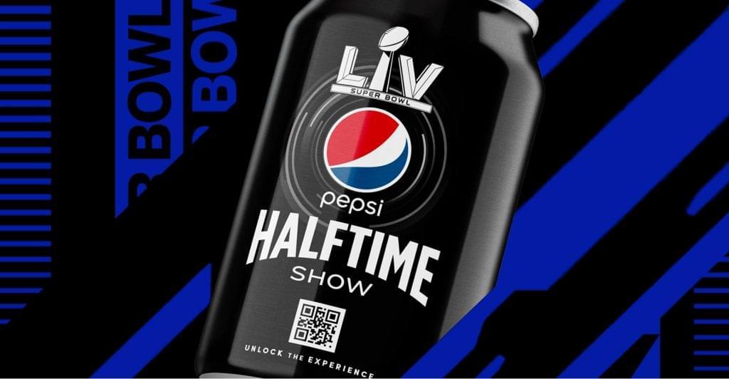Pepsi QR kóddal