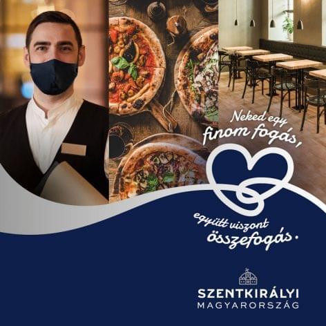 A hazai éttermekért hív összefogásra a Szentkirályi Magyarország