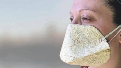 Komposztálható maszkok kenderből – VIDEÓ
