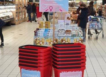 Párkeresős áruházi promóció – A nap képe