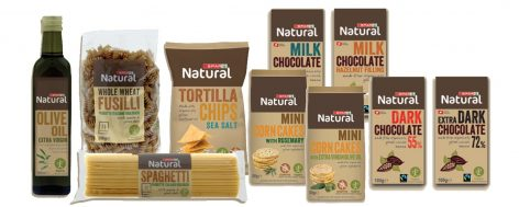 Kijött a Spar Natural termékcsaládja