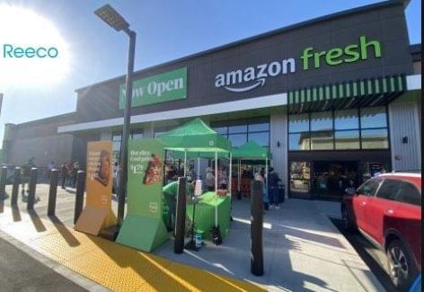 Megnyílt a 10. Amazon Fresh, 100 majd 1000 is lehet belőle