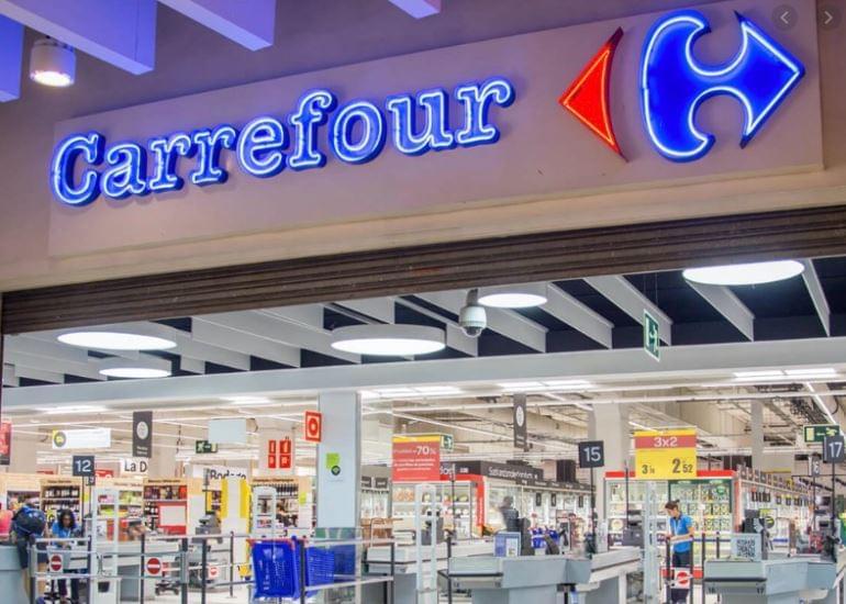 Carrefour üzlet
