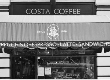 Costa coffee is 50 years old