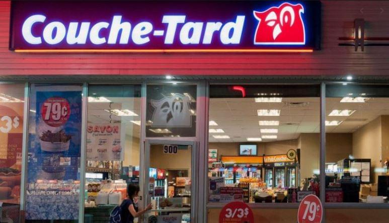 Couche-Tard üzlet