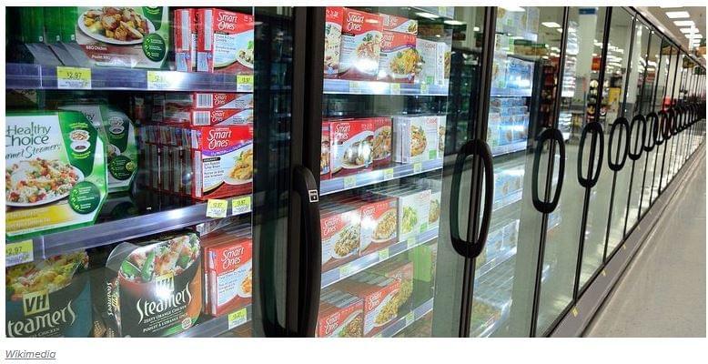 Fagyasztott termék hűtők