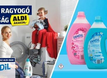Mindig ragyogó tisztaság: TANDIL
