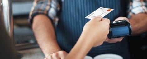 Európa élvonalában a hazai kártyaelfogadás fejlődése