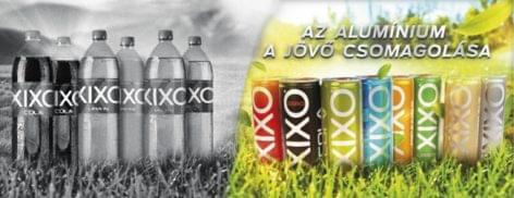 Teljes termékkategóriából vonja ki aPET-palackot a XIXO