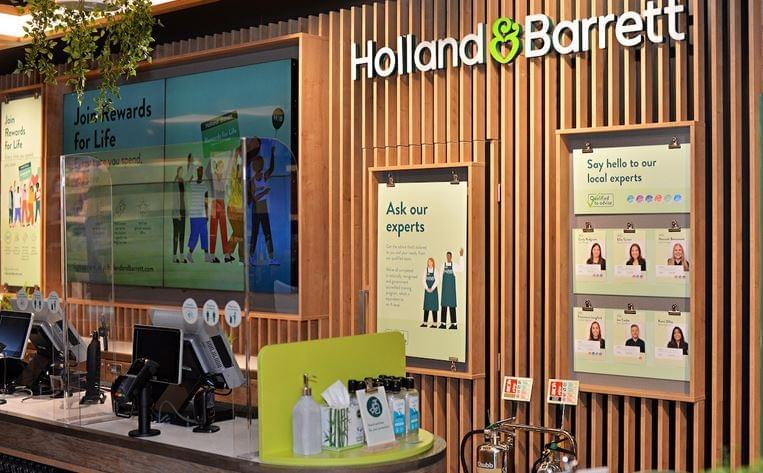 Holland & Barrett tablet
