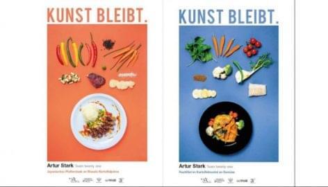 (HU) Kunst bleibt, azaz A művészet marad – A nap képe