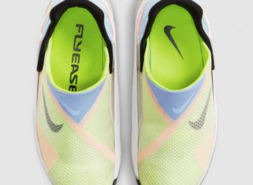 Ugorj bele! Itt a Nike legújabb, fogyatékkal élőknek (is) tervezett cipője – VIDEÓ