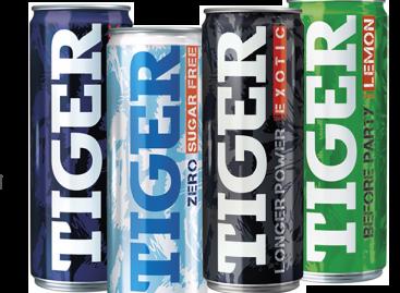 Tiger energiaitalok