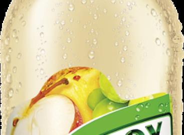 Új üveges Topjoy ízek