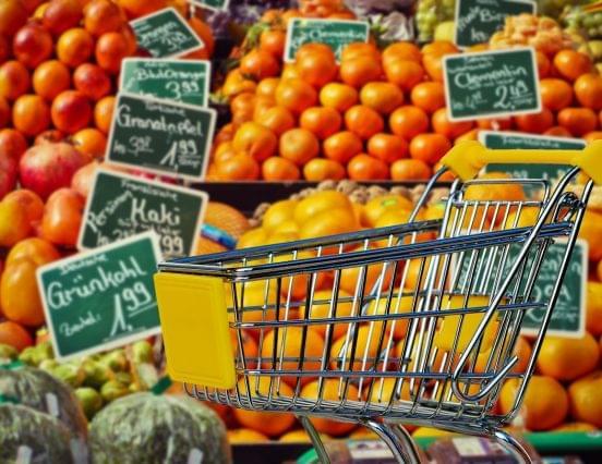 Éves alapon 1,8 százalékkal csökkent év elején a kiskereskedelmi forgalom