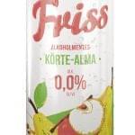Borsodi Friss Körte-Alma 0,0%