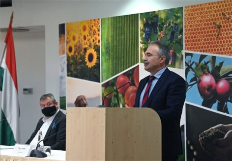 Nagy István: 930 million HUF for the Hungaricum tender this year