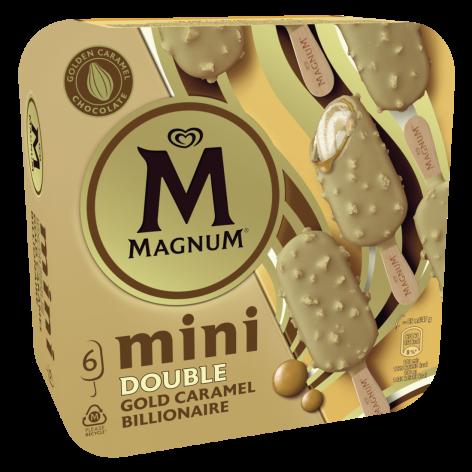 Magnum Dupla Gold Karamell Jégkrém Család