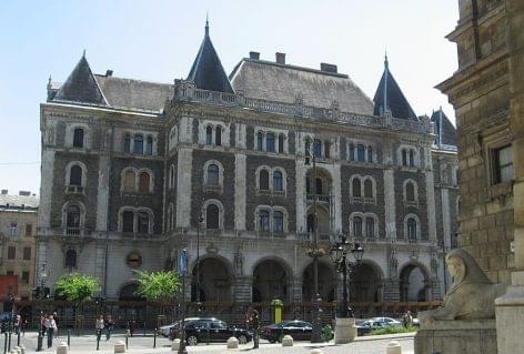Jövőre megnyílik az ötcsillagos W Budapest Hotel az egykori balettintézet épületében