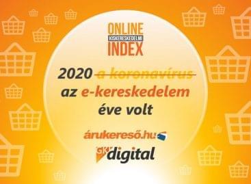 Árukereső.hu: 2020-ban három évet ugrott előre az e-kereskedelem