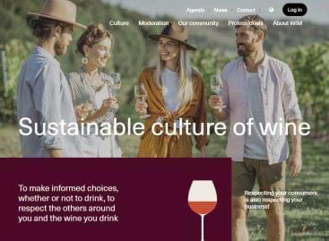 Központi borászati honlap Brüsszelben