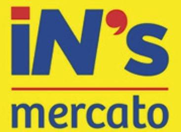 Harminc új üzletet nyit azIn's Mercato 2021-ben