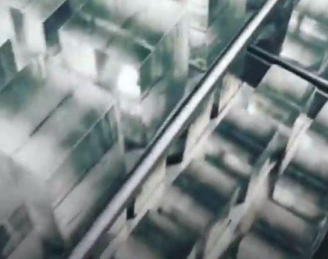 A tökéletes jégkocka – A nap videója