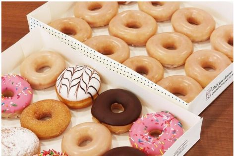 Krispy Kreme gives free doughnut for vaccinated customers – all year long