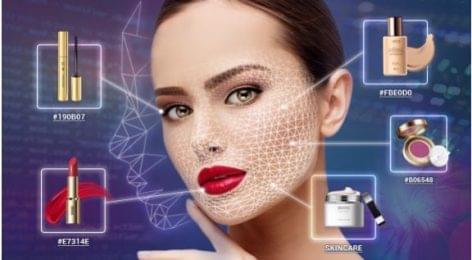 Smink teszter termékek helyett virtuális próba