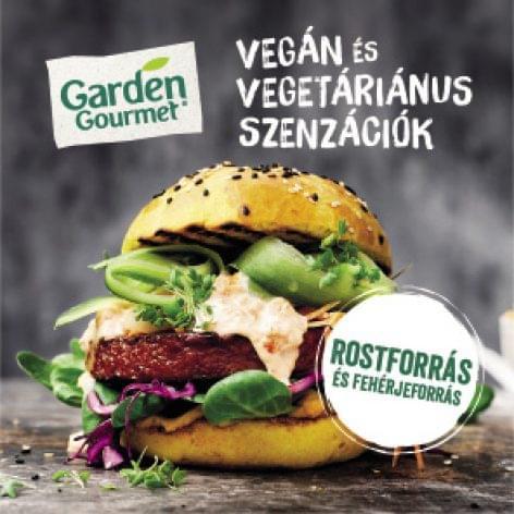 Garden Gourmet® növényi alapúportfólióa Nestlétől