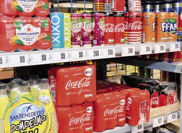 A kis kiszerelésű termékek forgalma visszaesett