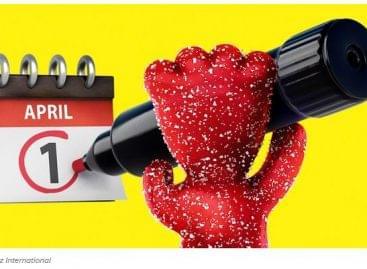 April Fools' Day pranks with cash&candy on TikTok