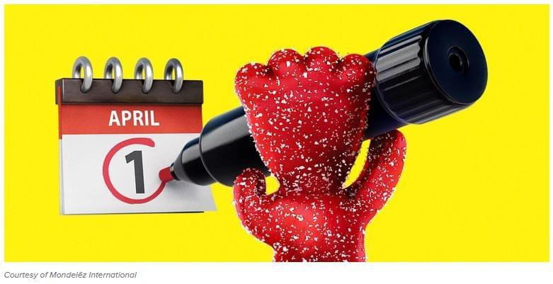 Cukorka kampány a TikTokon