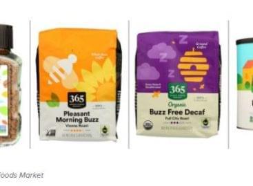 Whole Foods sajátmárkás kávé növekedés