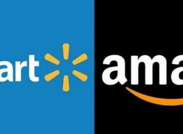 Az Amazon és a Walmart harca kihat a kereskedelem alakulására