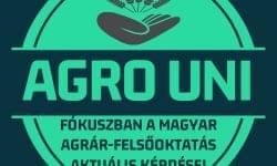 AGRO UNI –  Fókuszban a magyar agrár-felsőoktatás aktuális kérdései online konferencia