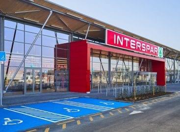 Elkészült Magyarország legújabb INTERSPAR áruháza Kaposváron