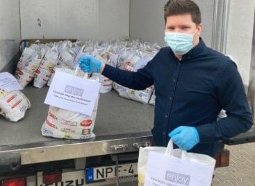 Heti ezer szendviccsel gondoskodik a SPAR a járványügyi dolgozók étkeztetéséről