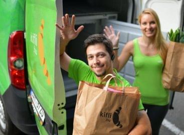 A Kifli.hu bemutatja az élelmiszerek innovatív jövőjét