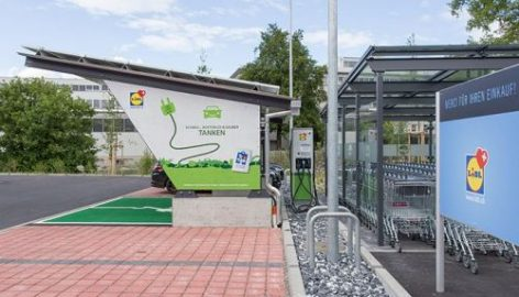 Lidl Switzerland Completes 200,000 Refuels In Its E-Filling Stations