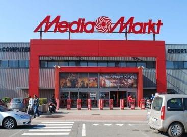 Háromszorosára nőtt a MediaMarkt webáruházának forgalma a boltzár első hetében